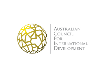 Australian Council for International Development logo