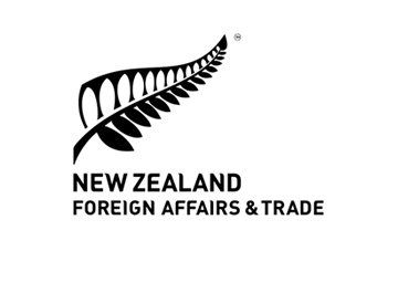 New Zealand Foreign Affairs and Trade logo