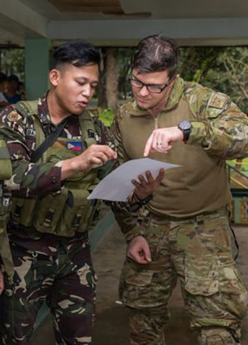 Australian assistance to the Philippines: beyond the here and now