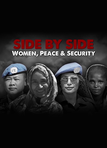 Video: Side by Side - Women, Peace and Security