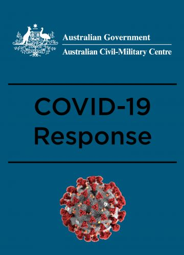 Australian Civil-Military Centre   Statement on COVID-19